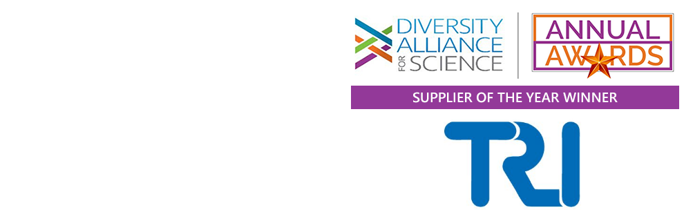 TRI Receives the Diversity Alliance For Science (DA4S) Supplier of the Year Award
